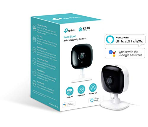 TP-link KC100 – Cámara Vigilancia, Cámara IP WiFi 1080p