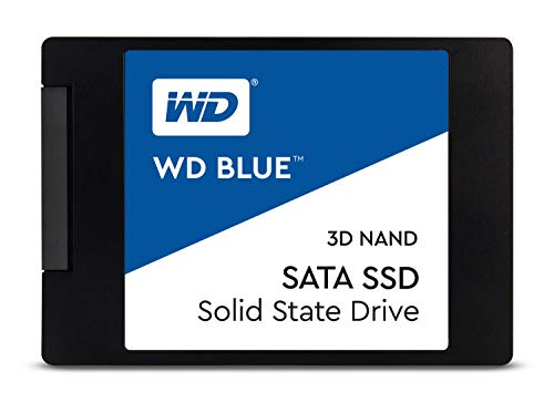 Disco Duro Sólido Western Digital WD Blue 500GB