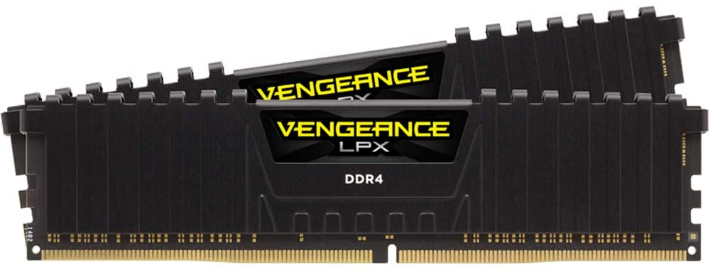 CHOLLO! Kit Corsair Vengeance LPX 16GB